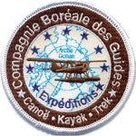 Patches Compâgnie Boreale