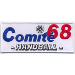 Patches Comite 68 handball