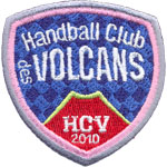 Ecusson  - Handball Club des Volcans