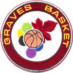 Ecusson  - Graves Basket