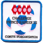 Patches Challenge Prince Rainier
