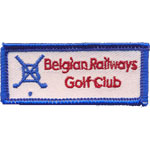 Ecusson  - Belgian Railways Golf Club