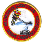 Ecusson  - Bradford ice hockey club
