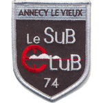 Patches SUB CLUB
