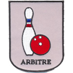 Patches arbitre