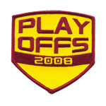 Ecusson  - Play Off 2008