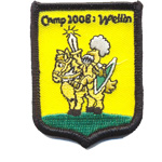 Patches camp wellin
