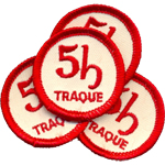 Patches 5h traque