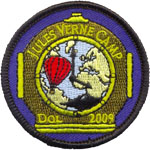 Patches Jules Vernes Camp