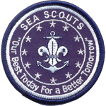 Patches Seascout