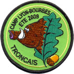 Patches Troncais
