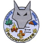 Patches Woodfighter