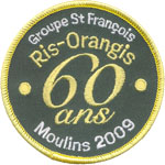 Patches Ris Orangis