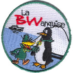 Patches Patro La Bwanquise