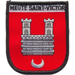 Patches Meute Saint Victor