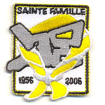 Patches Sainte Famille