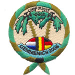 Patches Camp Unité