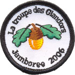 Patches Troupe des Glandors