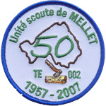Patches scout mellet