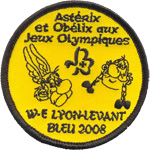 Patches Scouts de France