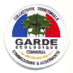 Patches Garde ecologique