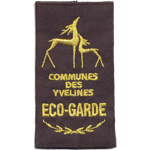 Patches Eco garde fourreau d'épaules