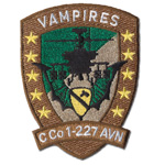 Patches Vampires