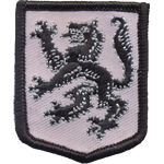 Patches Lion Blason