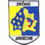 Patches Drome Ardeche