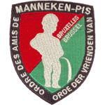 Patches Ordre de Manneken Pis