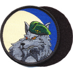 Patches Dog Soldiers