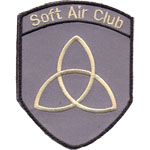 Patches AirSoft Club Suisse