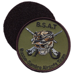 Patches Basse Sambre Airsoft