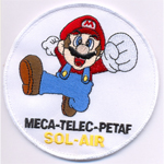 Patches MEca-Solair