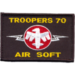 Patches Troopers