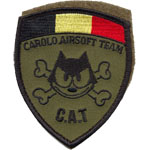 Patches carolo airsfoft