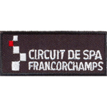 Patches Circuit Spa-Francorchamps