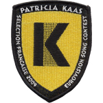 Patches Patricia Kaas Eurovision