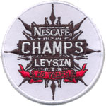 Patches Nescafe Champs Leysin