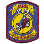 Patches MRG 1972