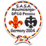 Patches S.A.S.A Germany 2004