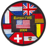 Patches Europe WS 2004