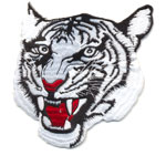 Patches tigre blanc