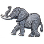 Patches elephant